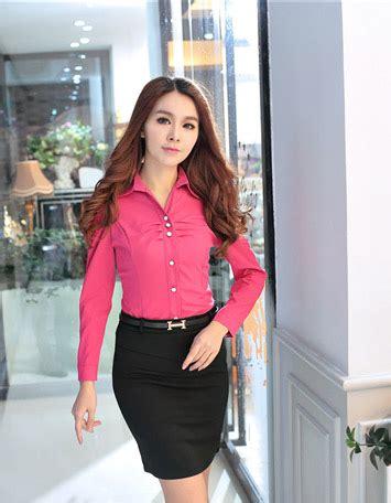 Kemori Shirt Kemeja Wanita Kemeja Import Murah 1 kemeja wanita kombinasi brokat 2015 model terbaru jual