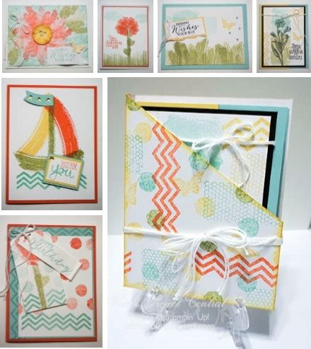 craft project central work of card set tutorial craft project central