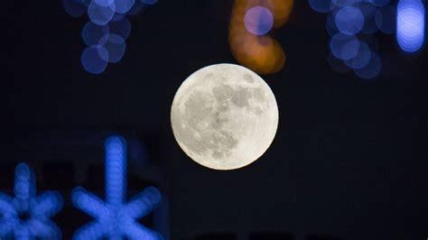 imagenes asombrosas para facebook asombrosas im 225 genes de la luna en la primera noche de 2018