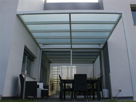 tettoie giardino tettoia in ferro e vetro living by cagis