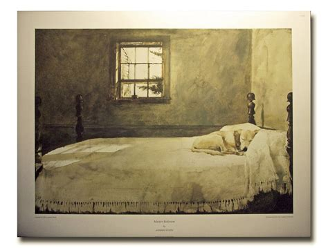 andrew wyeth master bedroom andrew wyeth master bedroom sleeping on bed print