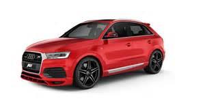 Audi Q3 Upgrades Motortechnik