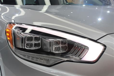 Kia Headlight La 2015 Kia K900 Headlight With Drl Indian Autos