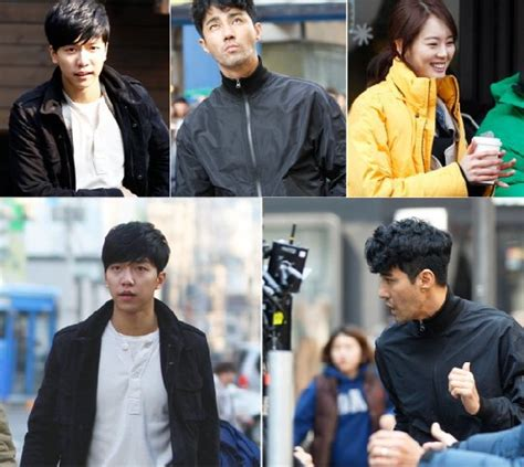 lee seung gi variety show 2014 you re surrounded