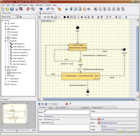 uml software full version free download poseidon for uml standard edition 3 2 1 free download