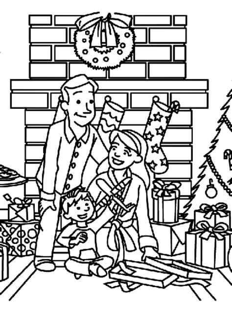 coloring pages christmas crayola time for presents coloring page crayola com