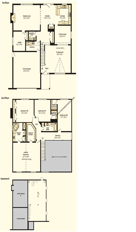 berkshire floor plan berkshire model in the covington knolls subdivision in
