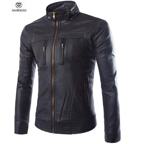 Luxe Leather Jacket For New Year And Beyond by S Leather Jacket Big Size Black Motocycle Leather