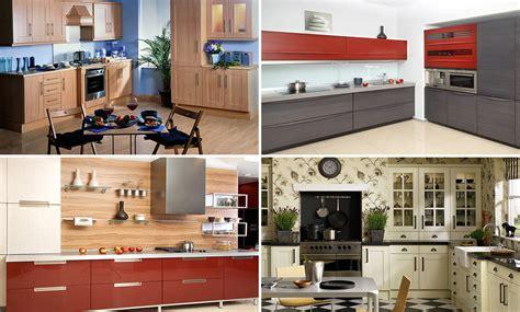 bahan untuk membuat kitchen set sendiri desain interior kitchen set minimalis modern untuk dapur