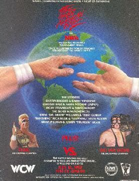 The Greatest American Wiki The Great American Bash 1992