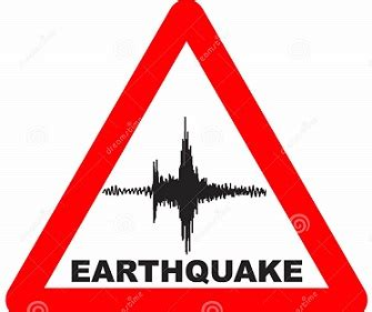 earthquake clipart