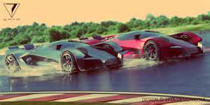 Electric Car Conversion Singapore Epta Design Creates Electric Hypercar