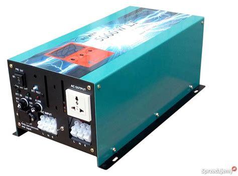 Slide Regulator Oki 5000w 5kw elektrownia wiatrowa kompletna 5kw 20kw 230v bytom sprzedajemy pl