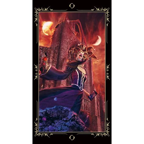 dark fairytale tarot 78 dark fairytale tarot deck cards lo scarabeo
