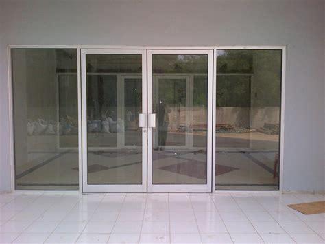 Pintu Kusen Almunium pintu kaca almunium kusen pintu jendela kayu minimalis