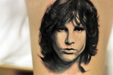 the doors tattoo jim morrison seattle s travels