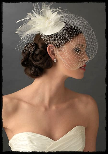 Wedding Hairstyles With A Birdcage Veil by 1940 1945 Pictures Of Hairstyles And Hats In 1940s Fashion
