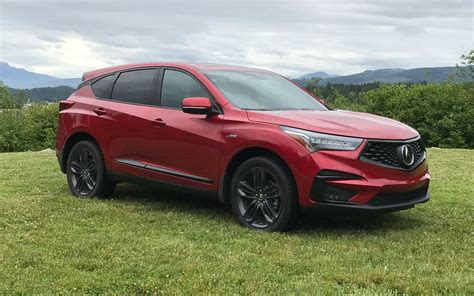 2019 Acura Rdx Preview by 2019 Acura Rdx Preview Car Review Car Review