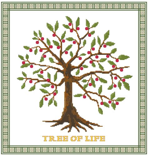 tree of life tree of life cross stitch patterns www pixshark com images galleries with a bite