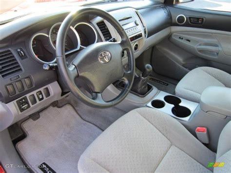 2005 Tacoma Interior by 2005 Toyota Tacoma Trd Access Cab 4x4 Interior Photos