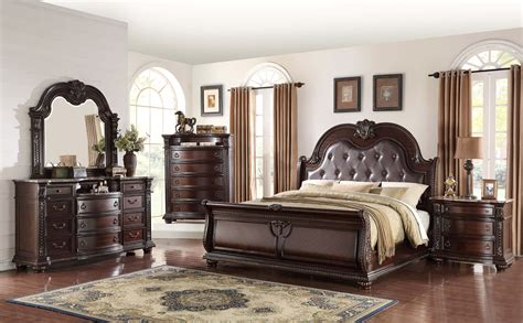 Stanley Marble Top Bedroom Set Bedroom Furniture Sets Bedroom Furniture Sets
