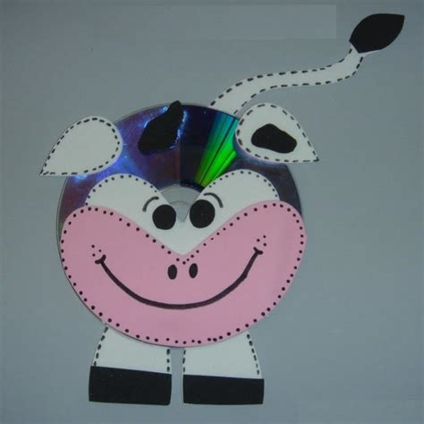 cow crafts for cow craft idea for preschoolplanet