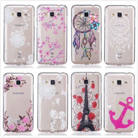 Soft Samsung J3 Sillicon Batik Flower Swarovsky J3 2015 aliexpress buy for samsung galaxy j3 2016 soft tpu clear flowers dancer