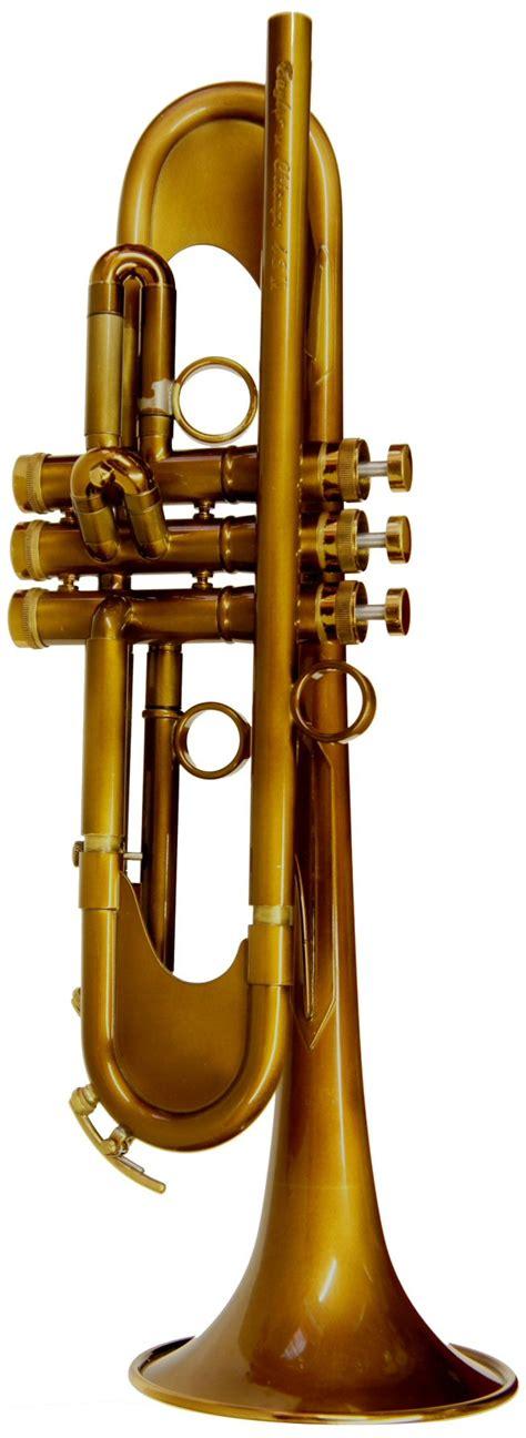 Handmade Trumpets - second chicago custom trumpet