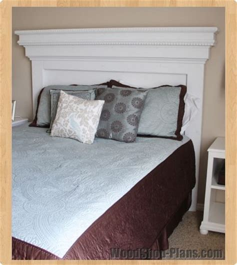 headboard patterns woodworking mantle headboard woodworking plans home decorating