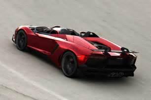 A Lamborghini Aventador Lamborghini Aventador J Photo Gallery Autoblog