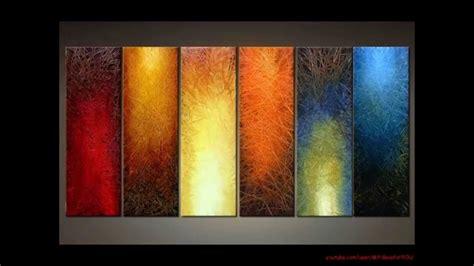 wall art canvas painting ideas world