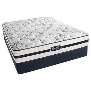 tania plush mattress and box size tania