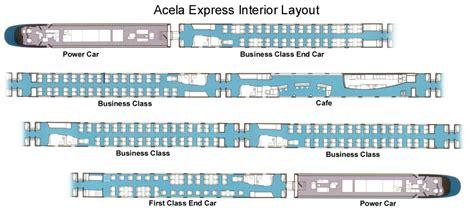 amtrak seating chart amtrak expands fast east coast acela fleet cleantechnica