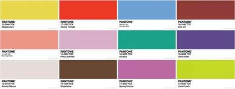 Benjamin Moore 2017 Color Of The Year pantone fashion color trend report spring 2018 fashion