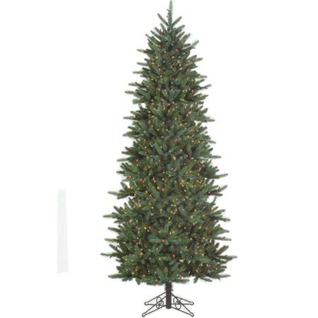 walmart fresh christmas trees 9 slim fresh cut carolina frasier artificial tree multi pre lit walmart