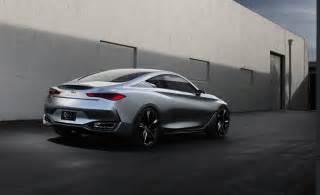 Infinity Q60s 2017 Infiniti Q60 Concept Revealed Ahead Of Detroit Debut