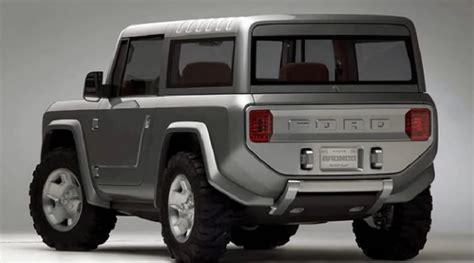 When Will The New Ford Bronco Come Out by 2016 Ford Bronco Specs And Release Date Expected To Be The