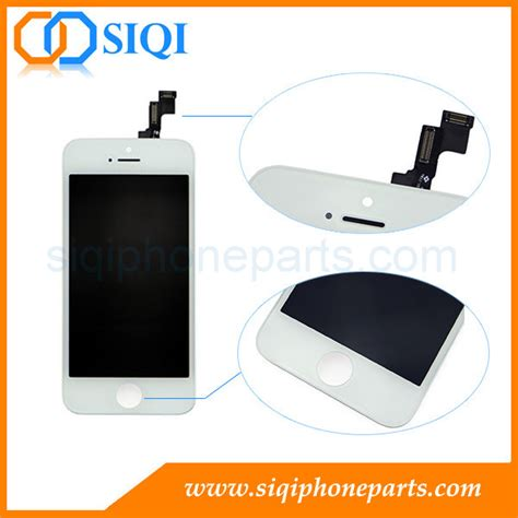 Lcd Iphone 5s 2015 high quality tianma lcd glass for iphone 5s screen for