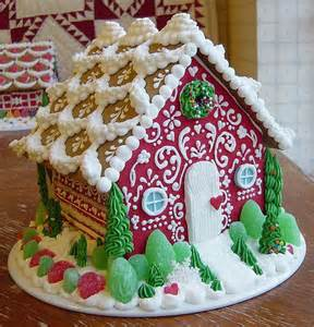 Decorating Ideas For Gingerbread Gingerbread House Gingerbread House Decorating Ideas