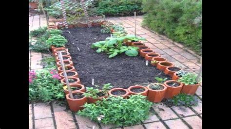 small home vegetable garden ideas youtube