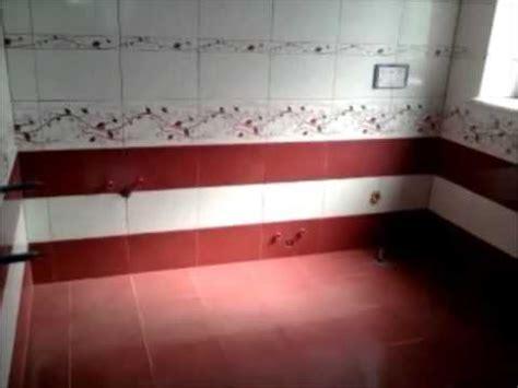 Model de baie rosu amp alb red bathroom design ideas youtube