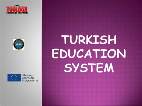 Ottoman Education System Turkish Education System