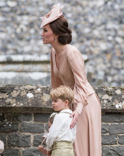Hochzeit S by Prince George Stole Headlines At Pippa S Wedding