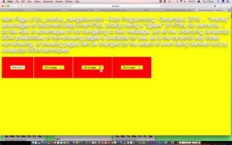 tutorial html div html div overlay jigsaw talents primer tutorial robert