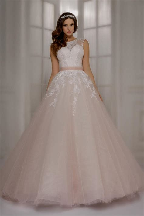 Wedding Dress Pink by Light Pink Wedding Dresses Naf Dresses