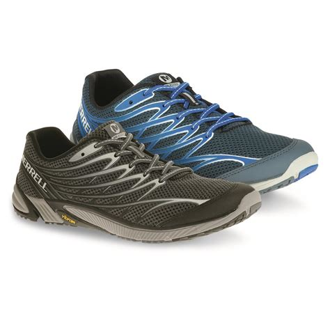 merrell trail running shoes merrell s bare access 4 trail running shoes 676013