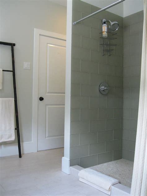 large glass bathroom tiles large subway tile bathroom eclectic with bath tray bathtub