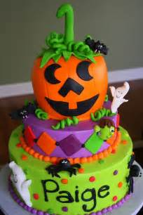 halloween 1st birthday cake fall fun pinterest