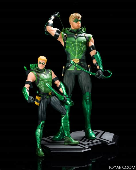 Dc Search By Name Dc Comics Icons Green Arrow Statue Gallery The Toyark News