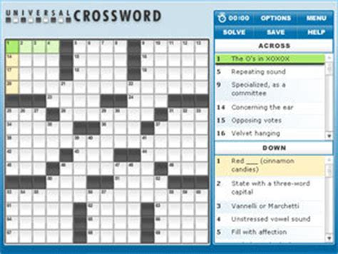 printable crossword puzzles universal fun games online games crossword puzzles sudoku and